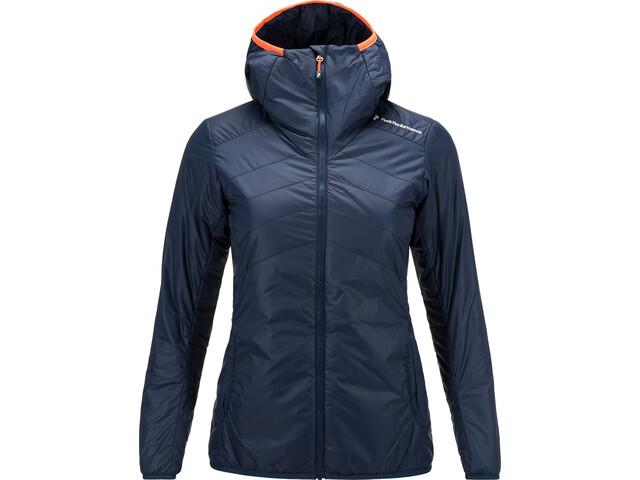 Peak Performance W's Radical Liner Jacket Mount Blue ...